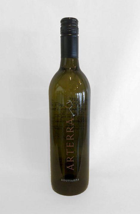 Arterra Roussanne wine bottle